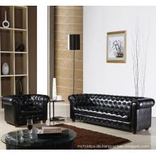 Einfache Retro-Europabüro Sofa