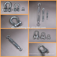 D Shaped Shackle from 7-years Experience Chinese Supplier