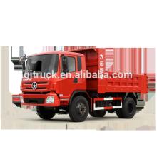 Camion de dumping de 4X2 Dayun pour la capacité de chargement 5-15T