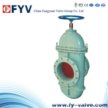 Gas Flat Gate Valve, Through Conduit Gate Valve
