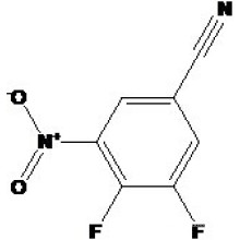 3, 4-Difluoro-5-Nitrobenzonitrile CAS No. 1119454-07-7