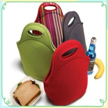 Popular Neoprene lunch bag with top quality