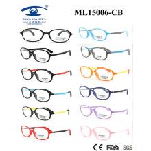 Bunte schöne Licht Material 2015 Eyewear Rahmen für Kinder (ML15006)