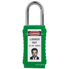 Long Body Safety Padlock BOSHI BD-G84 ,Corrosion-resistant lockout tagout
