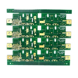 Double-sided PCBs with 4oz Copper