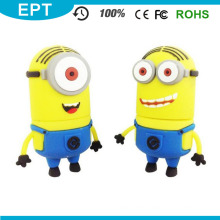Storage Cases Minions Fancy Shape 32GB USB Flash Drive (TG16)
