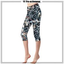 Бразильские индивидуальные высококачественные штаны Капри для йоги
