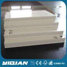 Placa de espuma de PVC branco de alta densidade