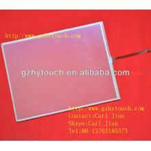 Tela de toque para a máquina duplicadora HY10604