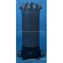 PVC Cartridge Filter Housing for Water Treatment
