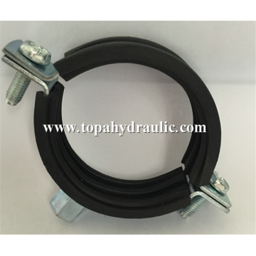 Adjustable tension stainless steel hose seat g clamp