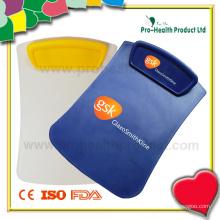 Prancheta de plástico mini A5 (PH4265G)