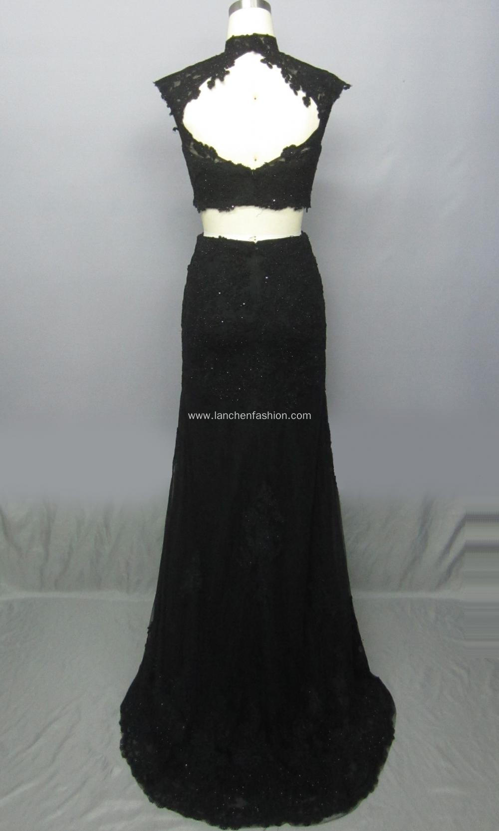 Length Beaded Evening Formal Dresses