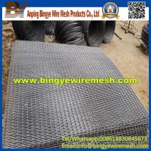 Fabricación de China Acero inoxidable malla de alambre prensado
