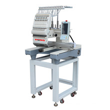 The best popular 1 head Embroidery Machine for Cap/T-shirt/Flat Embroidery