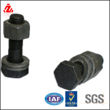 DIN555-1987 High Strength Steel Nut
