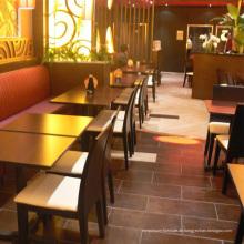 Beliebtestes Restaurant Sofa mit neuem Design