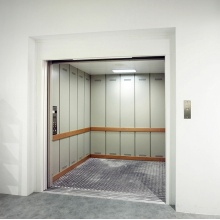 Machine Roomless Freight Elevator