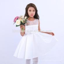 Дети Свободного Покроя Стиль Девочка Лето Платье Девушка Повседневная Одежда Платье