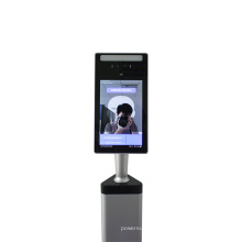 Detector de temperatura de imagem térmica de reconhecimento facial AI