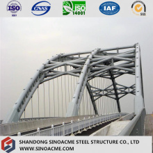 ISO Certified Modular Customized Heavy Steel Bridge für den Transport