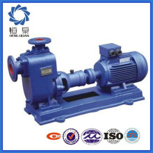 ZW Self priming centrifugal water pump
