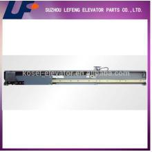 Elevator door parts, elevator landing door hanger, elevator landing door device