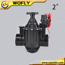 2-Zoll-Wasser-Magnetventil für die Bewässerung