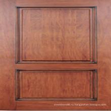 Цена по прейскуранту завода Сделано в Китае дома Самомоднейшей конструкции твердая деревянная дверь