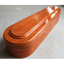 Beautiful Color for European Style Coffin