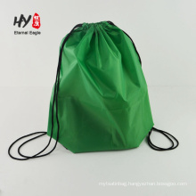New design durable non woven drawstring backpack