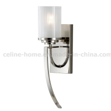 Modern Wall Lamp with Glass Shade (C018-1W)