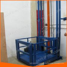 warehouse cargo guide elevator lift