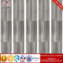 China-Fabrik Zement-Streifenoberfläche verglaste rustikale dünne keramische Wandfliesen