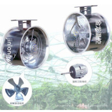 Парниковых Инокс стали циркуляционный вентилятор