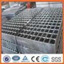 Grille métallique en aluminium expansé en acier (usine anping)