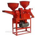 DONGYA N40-21 01 Combinar Mini máquina de moinho de arroz maquinaria de moagem de milho