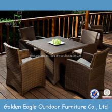 Muebles de jardín PE Rattan Outdoor Furniture