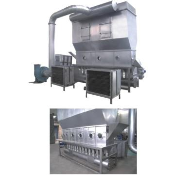 Horizontal Fluidizing Dryer used in barium bromide