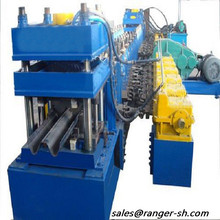 cold rolling machine price/ highway guardrail roll forming machine
