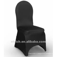 couverture de chaise banquet, couverture de chaise de lycra, CTS795, adaptée pour toutes les chaises