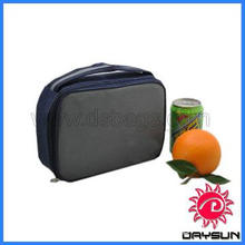 600D portable zippered lunch bags