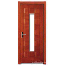 Porta de madeira maciça (HDA011)