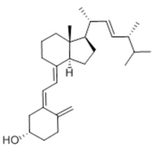 Vitamina D2 CAS 50-14-6