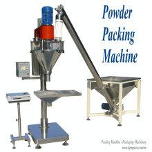 Máquina de enchimento semiautomática do pó / máquinas de embalagem