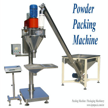 Semiautomatic Powder Filling Machine / Packing Machines