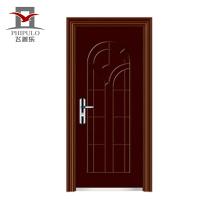 Puerta de seguridad con puerta principal de primera calidad.