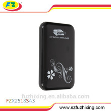 2.5 SATA алюминиевый корпус жесткого диска USB