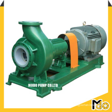 Magnetic Horizontal Centrifugal Chemical Plastic Pump