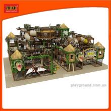 Hot Sale Indoor Amusement Soft Playground para crianças